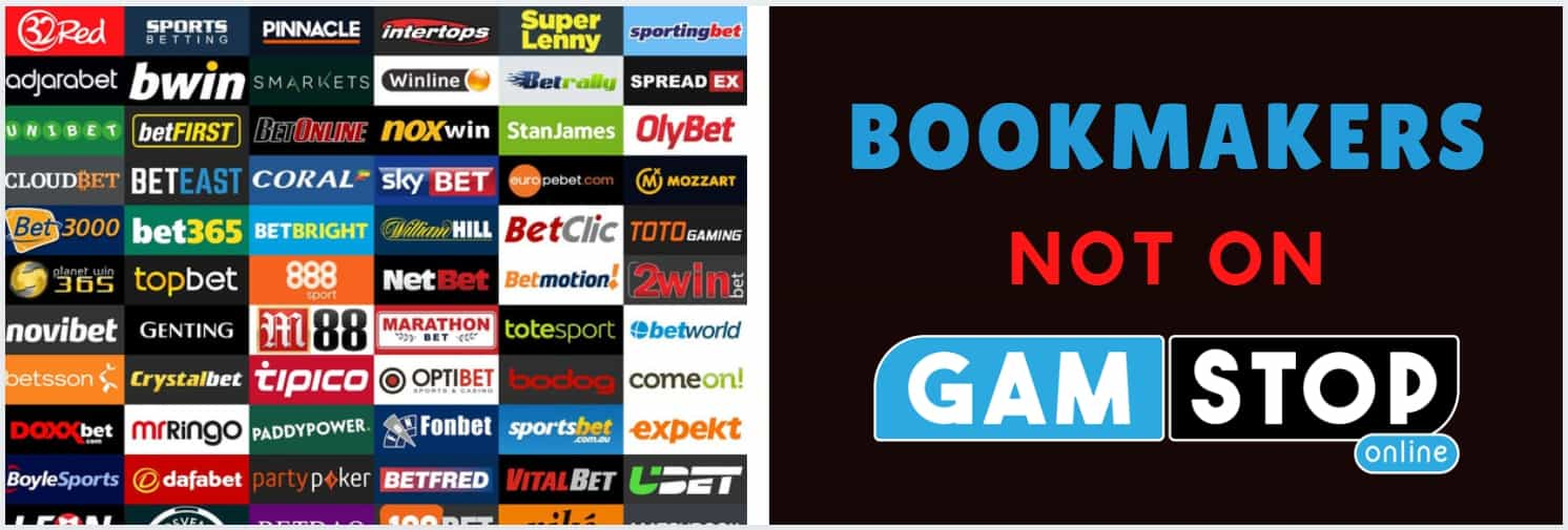 bookmakers not on gamstop