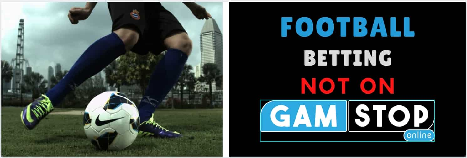football betting not on gamstop