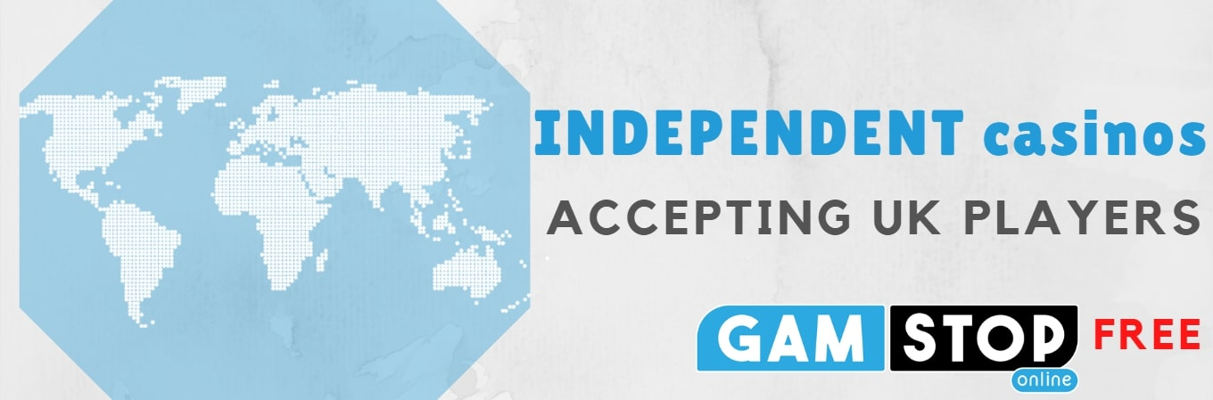 independent casinos accepting UK players