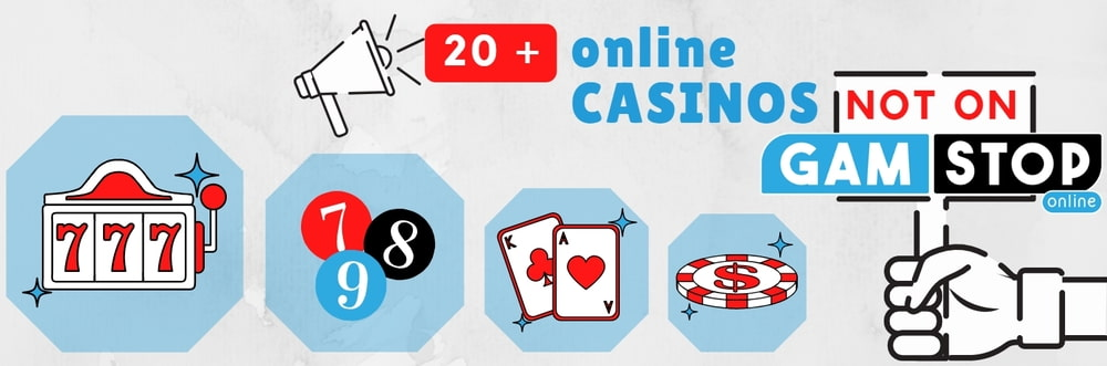 online casinos not in gamstop