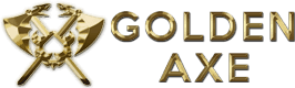 Goldenaxe casino logo