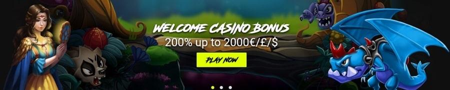 cobra spins welcome bonus