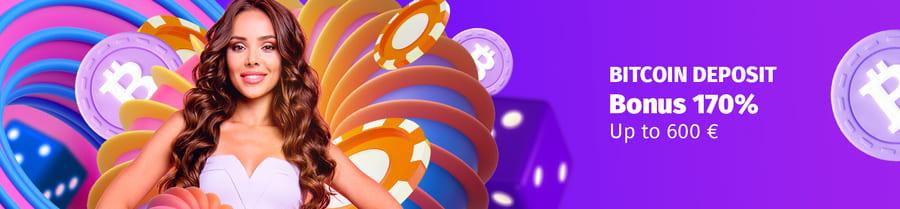 mystake bitcoin bonus