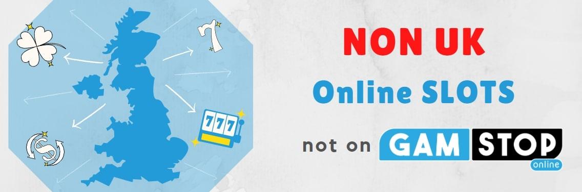 non uk online slots