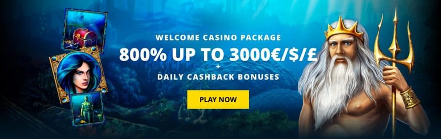 slots n bets casino welcome bonus