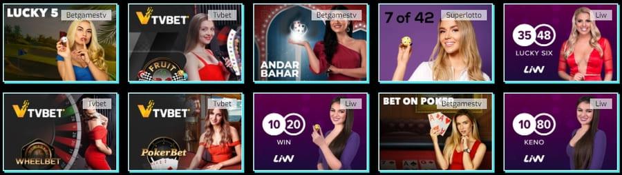 AnonymBet Lotto